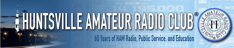 club Huntsville amateur radio